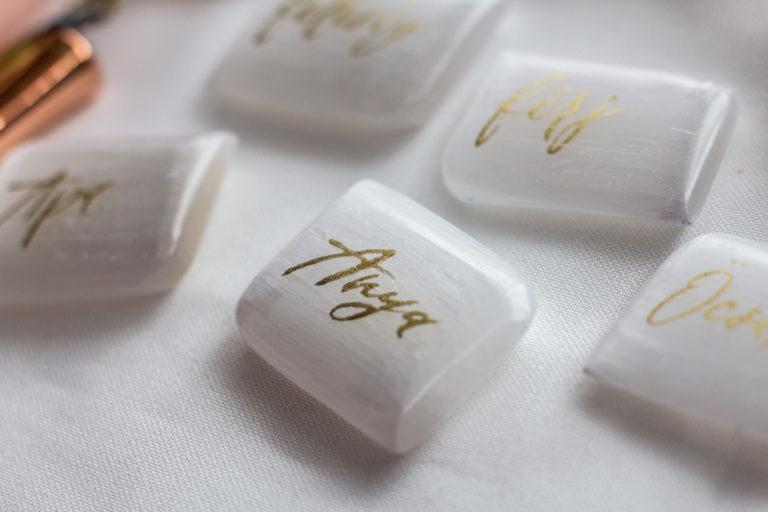 kristály esküvői ültető